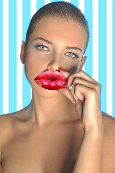 Anastasia.P for Beauty Production