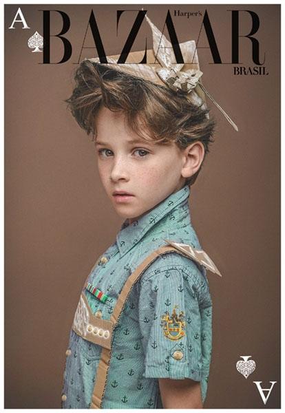 Liad.L for Fashion Production BAZAAR