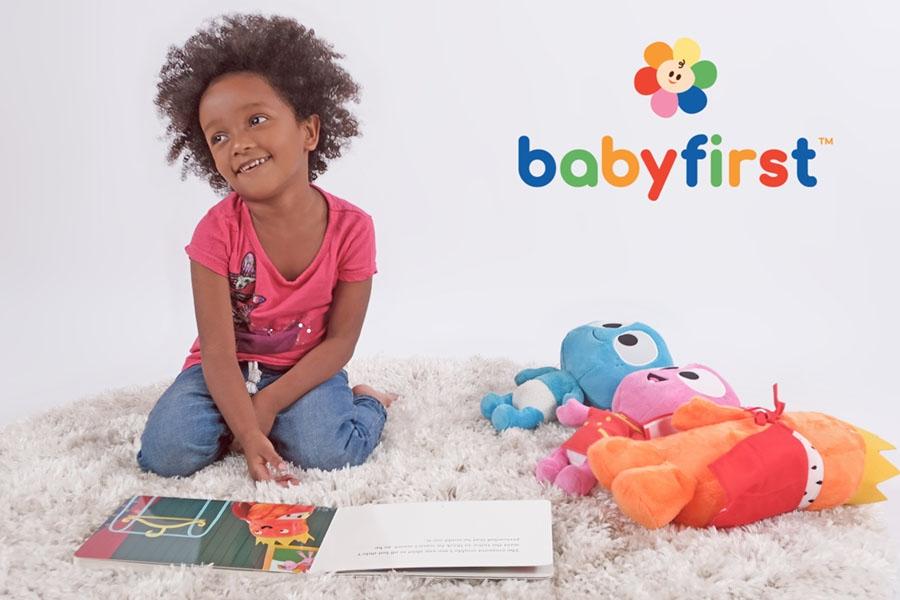 Libi.M for babyfirst TV