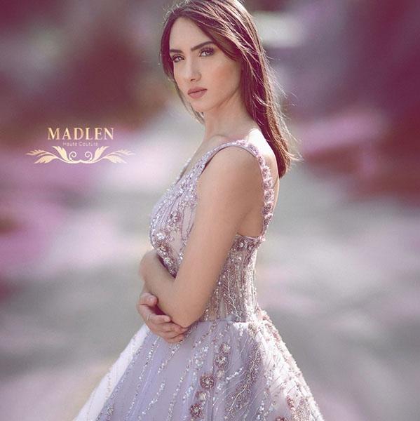 Polina.F for MADLEN