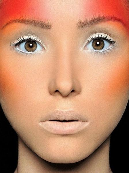 Valeria for Beauty production