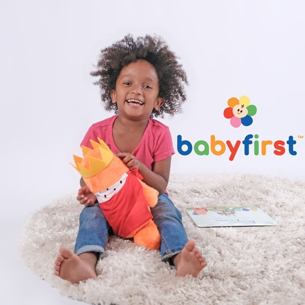 Libi.M for babyfirst TV