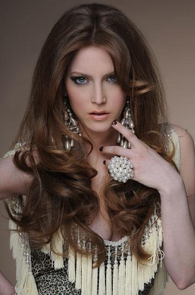 Lian.D for Hair Design Avi Oz