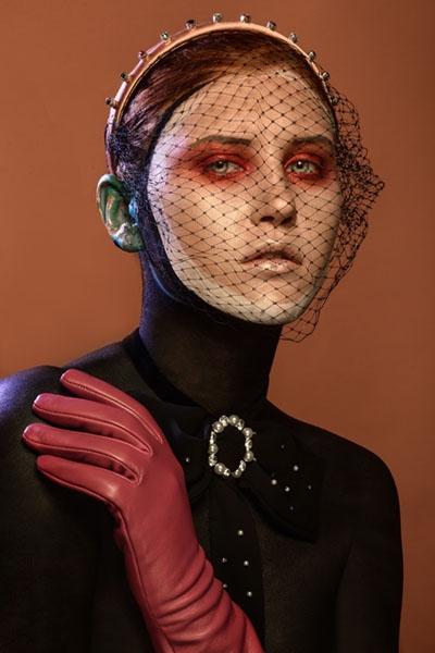 Alexandra.K for Beauty Production