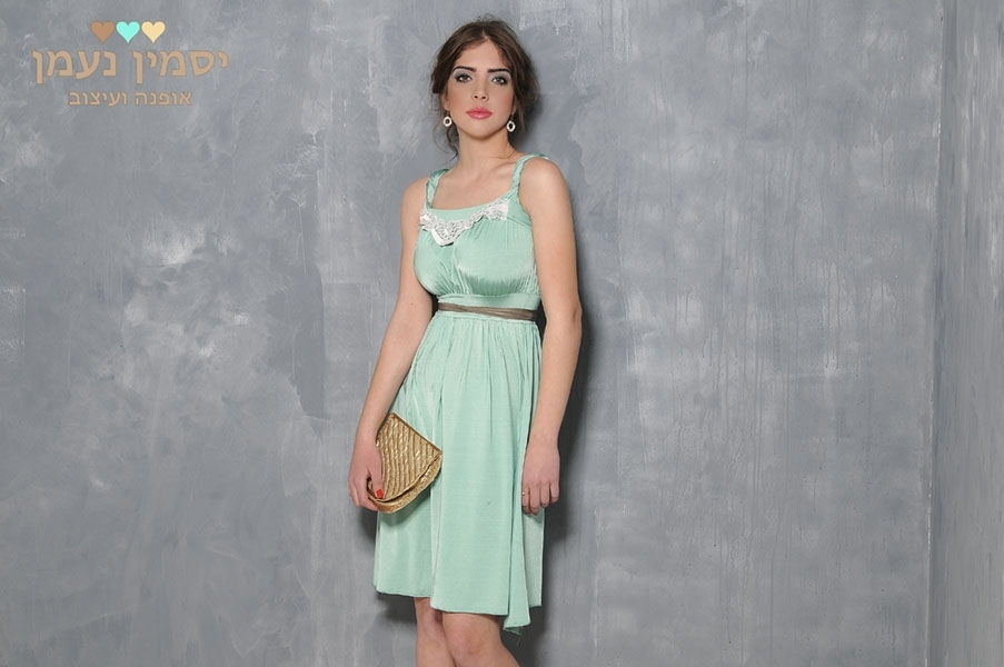 Michal.I  for Jasmine Naman Fashion Designer