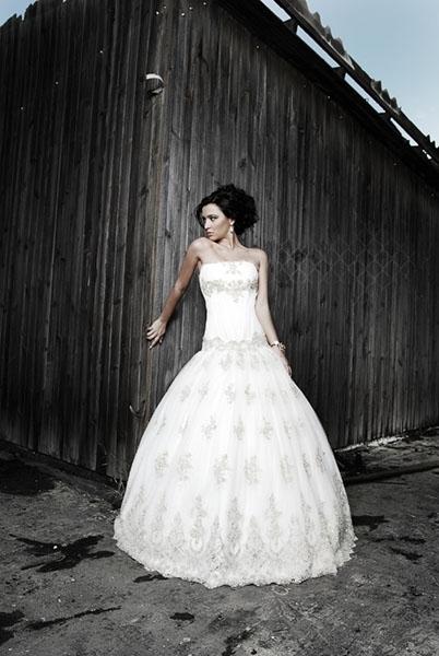 Daria.S for Dress Designer Shosh Goldberg