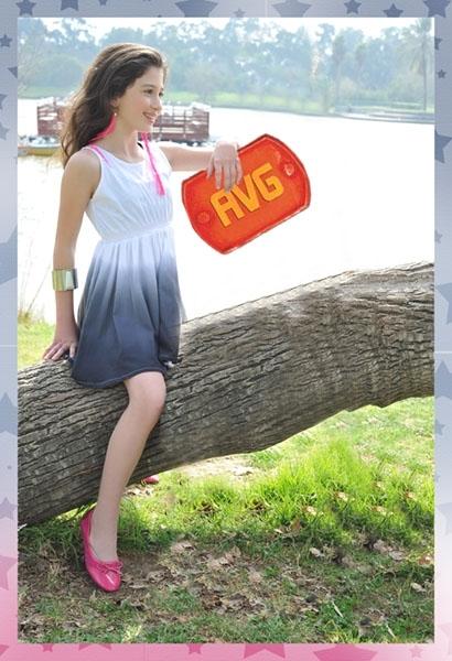 Liora.G for AVG