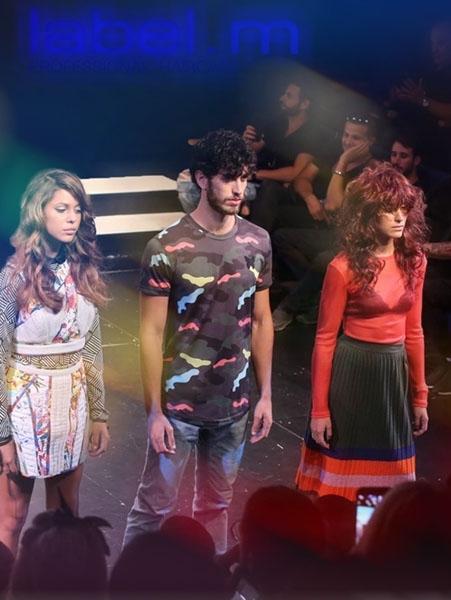 Elad for Fashion Show Label-M