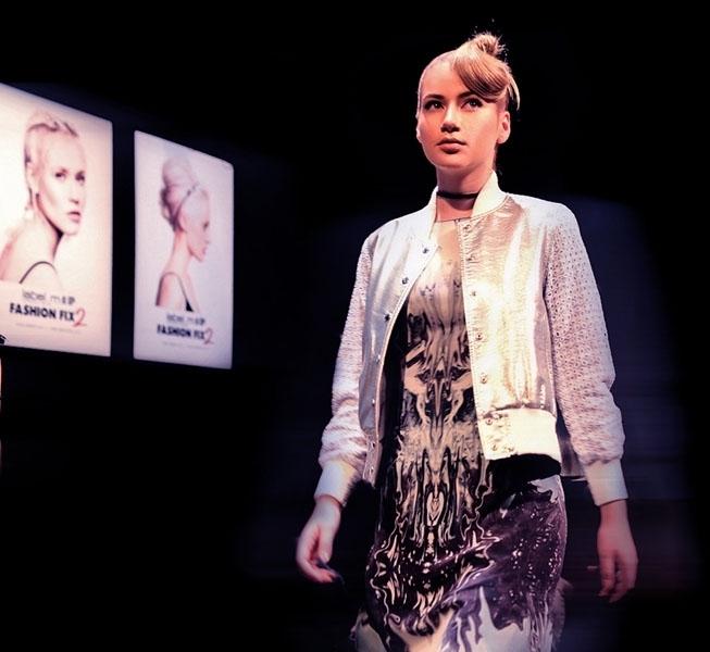 Anya.L for Fashion Show L-M