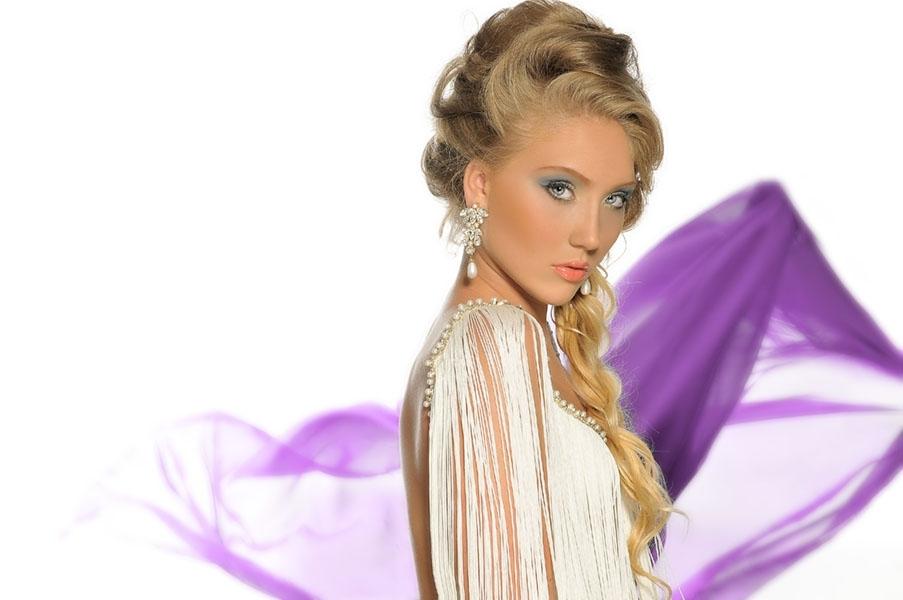 Sofia for LV Make-Up