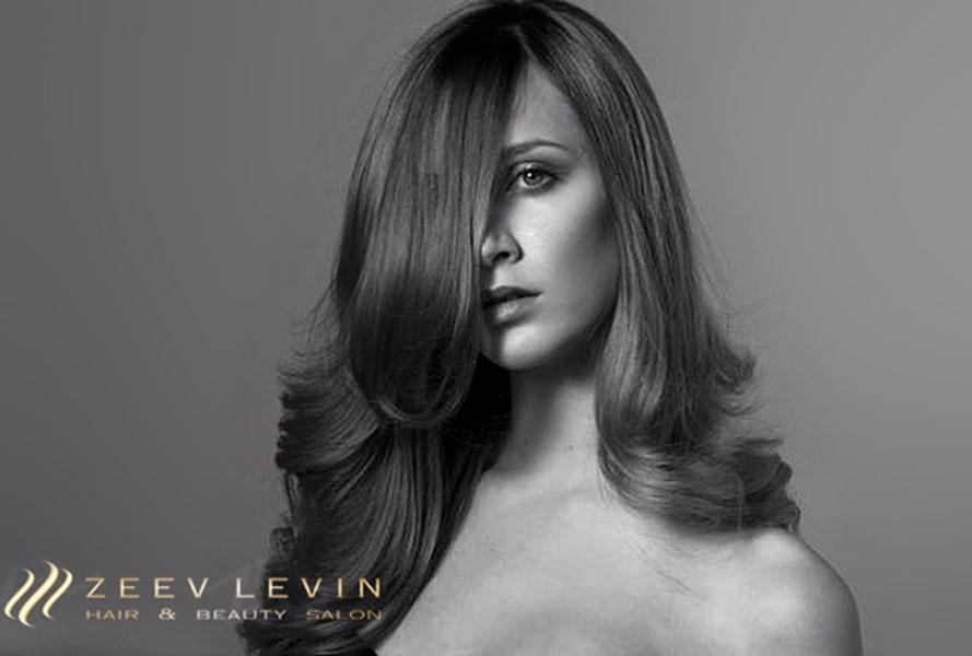Elah.B for ZEEV LEVIN HAIR STYLIST