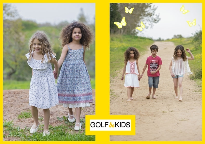 Yarden.K for GOLF&KIDS