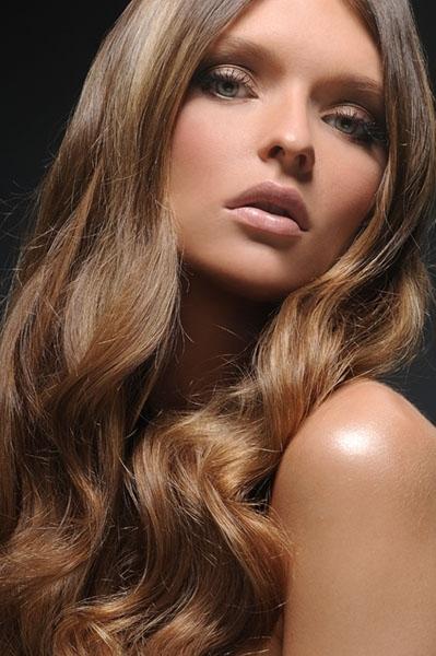 Olga.K for La Belle Hair Products