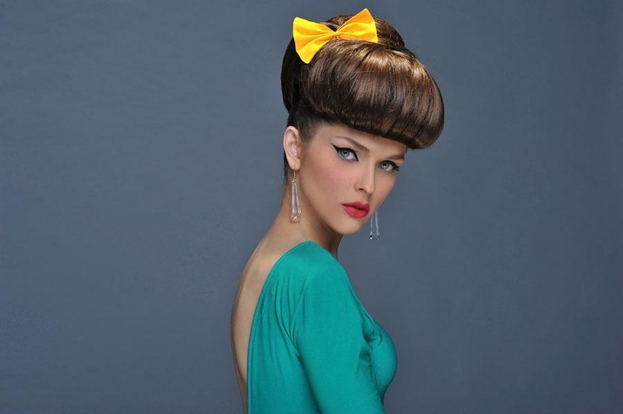 Olga.K for Hair Design Kobi Boaron
