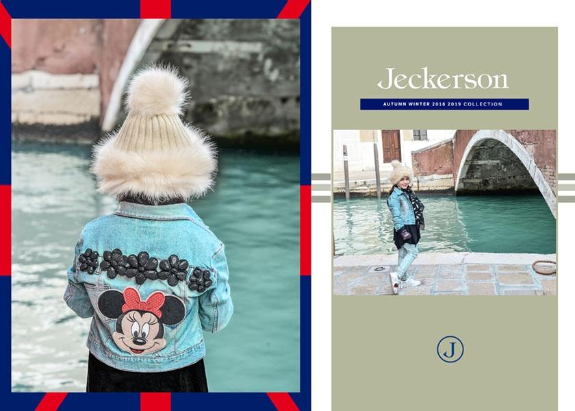 Liem for 'Jeckerson KIDS' Italy 2018