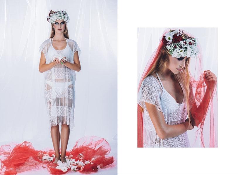 Eden.F, Alice.V for fashion production