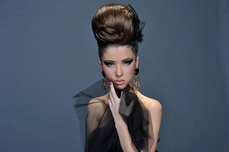 Valria for Hair Design Kobi Boaron