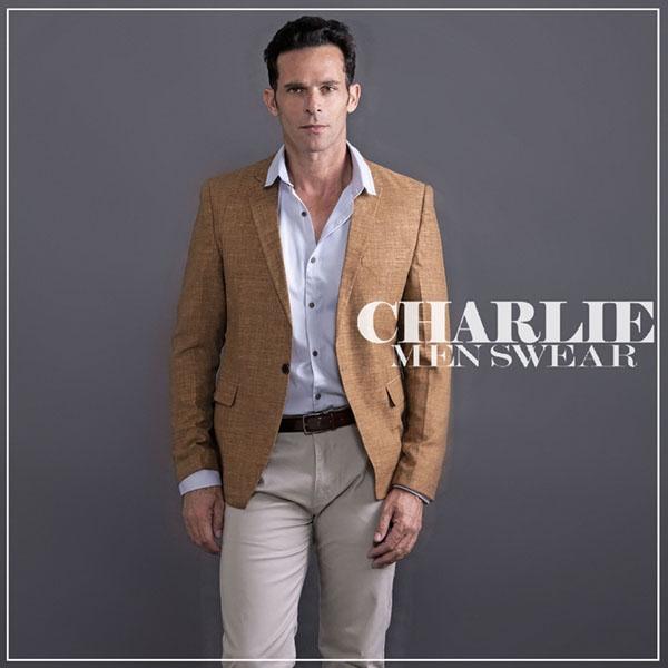 Ofir.K for CHARLIE MEN SWEAR