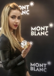 Anya.L for 'MONT BLANC' Israel