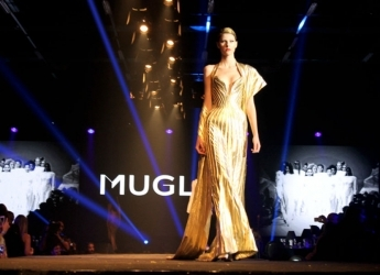 Taissia for MUGLER Fashion Show