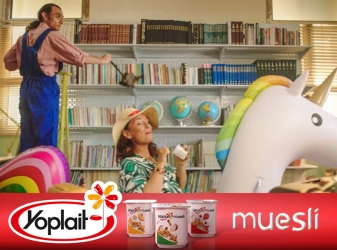 Jacob.H for Yoplait Muesli