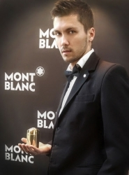 Leon.K for 'MONT BLANC' Israel