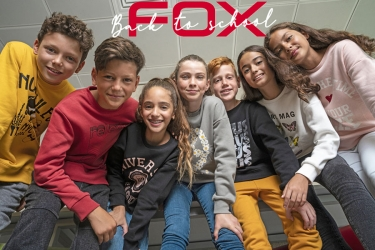 Shos.C , Yeela.SH for Back to School FOX 2022