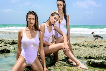 Polina F, Adi.SH, Sapir.A for Production SwimweaR