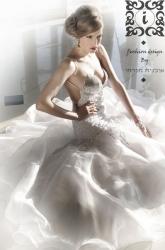Lian.D for Ilanit Mizrachi dresses designer