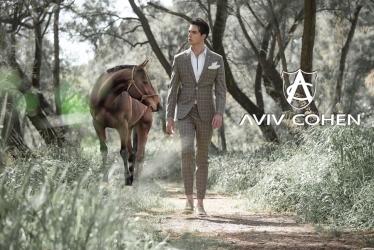 Alexander.G for Suit AVIV