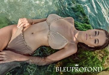Maya.SH for BleuProfond- Swimwear Production