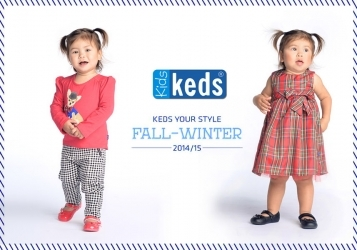 Mia.H for KEDS KIDS